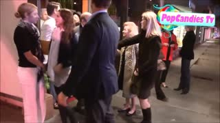 Joan Rivers CAUGHT ALIVE in public six months after 'death'