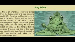frogs and bible