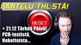 Kanne THL:stä - The Event - PCR-testit - Hunter Bidenin Rikosten Salailu [SUPERLIVE]