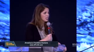 Dr. Simone Gold: The Truth About the COVID-19 Vaccine