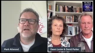 Dawn Lester, David Parker and Mark Attwood
