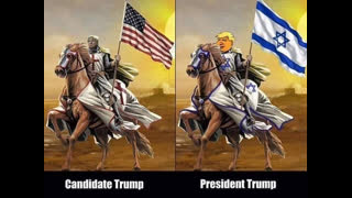 MUST WATCH!!! Trump and the Greater Israel (WARNING! DISTURBING CONTENT!)