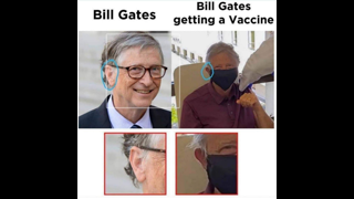 Bill Gates getting Vaccine