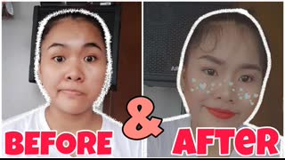 My Simple Make-up Look • D' Hovila Family
