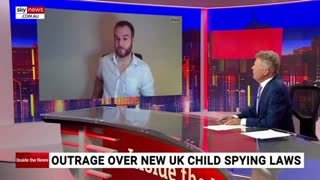 UK bill allowing for child spies is 'really quite Orwellian' - Make 1984 Fiction Again