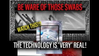 """UPDATE! - """"OH YES! HYDROGEL TECHNOLOGY 'DOES' EXIST AND IT'S IN THE SWABS!!!"""" A MUST WATCH!"""