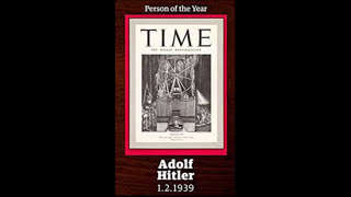 TIME Person of the year 1939