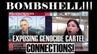 BOMBSHELL!!! EXPOSING GENOCIDE CARTEL 'CONNECTIONS'! DR. JANE RUBY