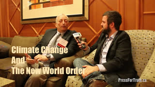 Lord Christopher Monckton - CLIMATE CHANGE AND THE NEW WORLD ORDER