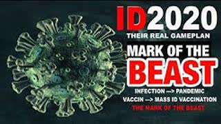 The Mark of The Beast is Here - ID2020-QUANTUM-DOT TATTOO With COVID-19 Vaccine for DNA Upgrading