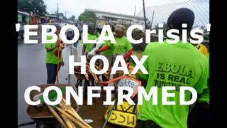 BREAKING! 'Ebola Crisis' Hoax CONFIRMED! CNN+NYT Caught Red Handed!!!