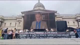 Dr Reiner Fuellmich's Speech - London Freedom Rally 24th July 2021