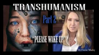 """COVID SHOTS, DNA PATENTING & TRANSHUMANISM- """"PLEASE WAKE UP!"""" DR CARRIE MADEJ"""