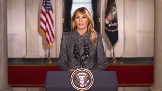 A Message from First Lady Melania Trump_18 01 2021