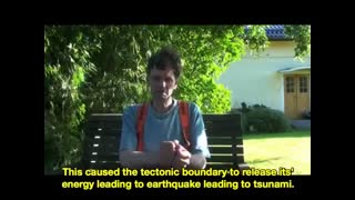 A THEORY OF FUKUSHIMA ENGLISH SUBTITLES (HAARP, METHANE-CLUTTER)