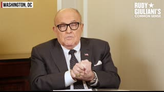 What happened on Jan 6th? Rudy Giuliani's deleted youtube video