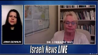 mRNA vaccin can change you DNA Dr Lorraine Day